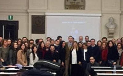 """15-16 Dicembre 2017  Master Internazionale di Ortognatodonzia dell'Università della Campania """"L.Vanvitelli"""" diretto dalla Prof.ssa L. Perillo a Napoli."""